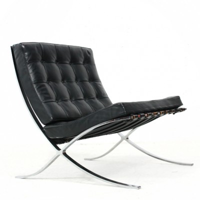 MR 90 Lounge Chair by Mies van der Rohe for Knoll International