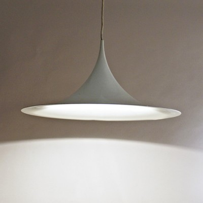 Semi - Middle Size Hanging Lamp by Claus Bonderup and Torsten Thorup for Fog and Mørup