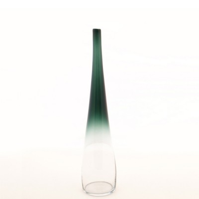 Vase by Bengt Orup for Johansfors Glasbruk
