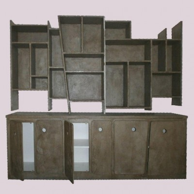 Wall Unit by Gaetano Pesce for Unknown Manufacturer