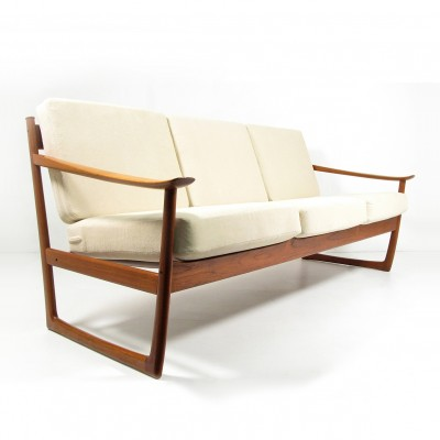 Sleigh Sofa by Peter Hvidt and Orla Mølgaard Nielsen for France and Son