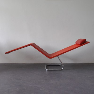 MVS Chaise lounge chair from the nineties by Maarten Van Severen for Vitra