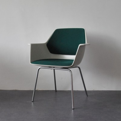 Dinner chair by Georg Leowald for Wilkhahn, 1960s