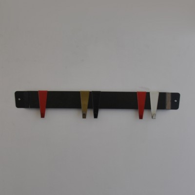 Coat rack by Coen de Vries for Pilastro, 1950s