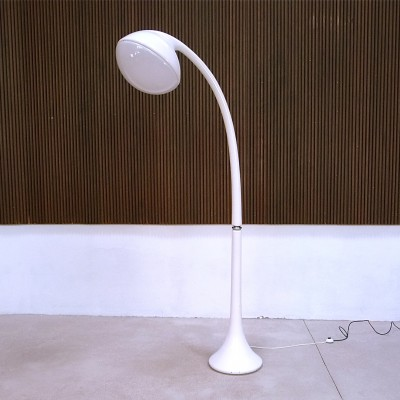 Lampione floor lamp by Fabio Lenci for Guzzini, 1970s
