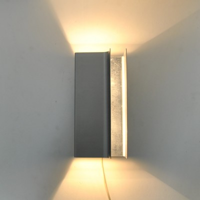 4 x Architraaf wall lamp by Pierre Vandel for Raak Amsterdam, 1960s