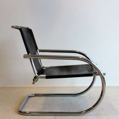 2 x Arrben Italy lounge chair, 1970s