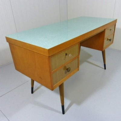Ekawerk writing desk, 1950s