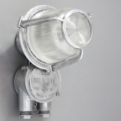 10 x vintage wall lamp, 1950s