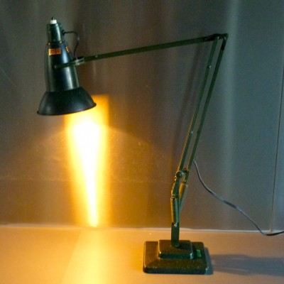 Model 1227 desk lamp by George Carwardine for Anglepoise, 1940s