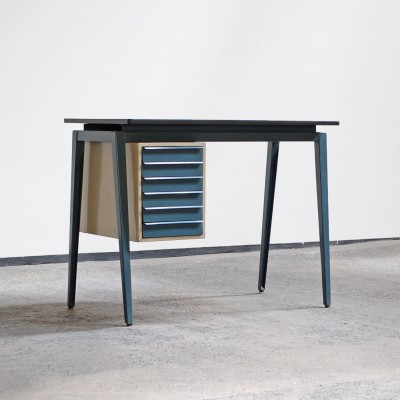 1960s industrial design kids desk