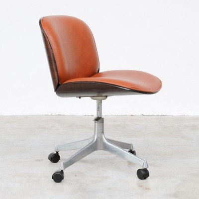 Office Chair by Ico Parisi for MIM Roma