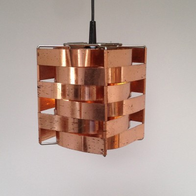Hanging lamp from the sixties by Max Sauze for unknown producer