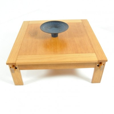 Coffee table from the sixties by Børge Mogensen for Tidos
