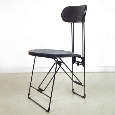 2 x Cricket dining chair by Andries van Onck for Magis, 1980s