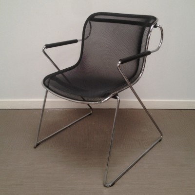 Haworths Penelope office chair from the eighties by Charles Pollock for Castelli