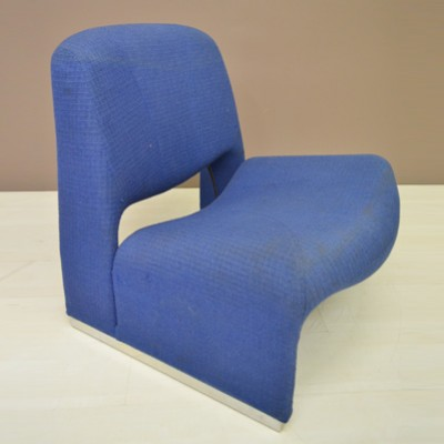 Alky Lounge Chair by Giancarlo Piretti for Castelli