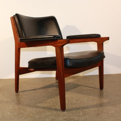 Thonet lounge chair, 1960s