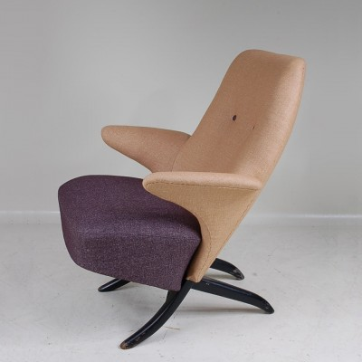 Penguin Lounge Chair by Theo Ruth for Artifort