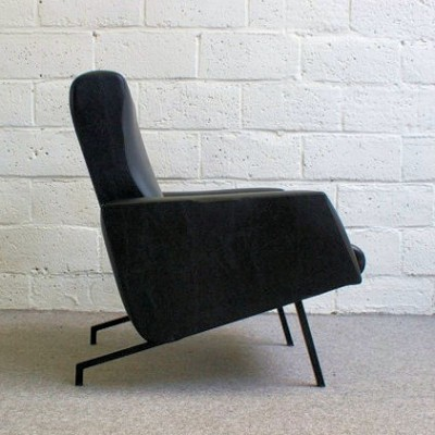 Miami Lounge Chair by Pierre Guariche for Meurop