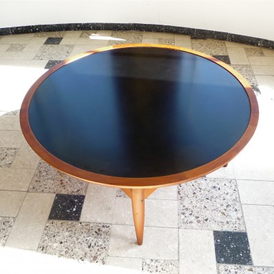 Coffee table by Ejvind Johansson for Ludwig Pontoppidan, 1960s