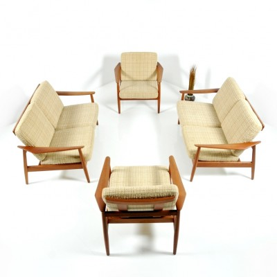 164 Seating Group by Arne Vodder for France and Son
