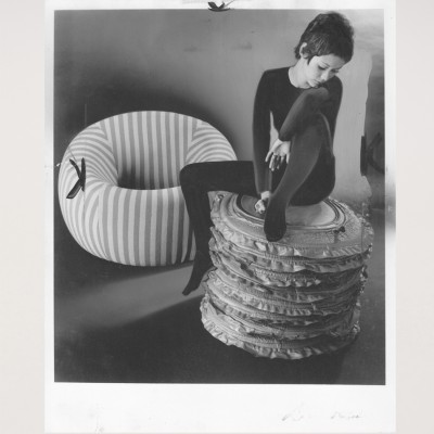 Photo of Spherical chair G. Pesce by Gaetano Pesce, 1960s