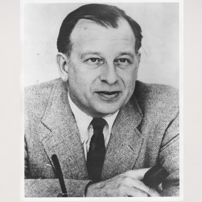Portrait of Eero Saarinen by Eero Saarinen, 1960s