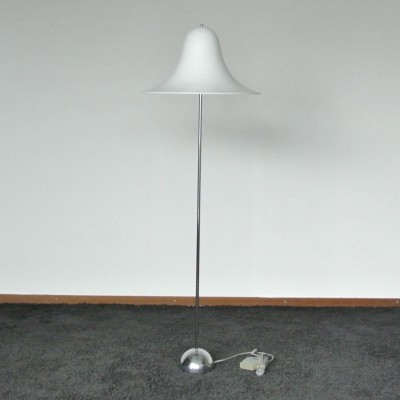 Pantop floor lamp from the eighties by Verner Panton for Louis Poulsen
