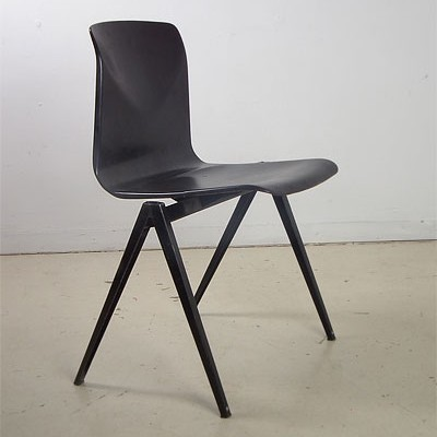 10 x Thur op seat dining chair by Flötotto, 1960s