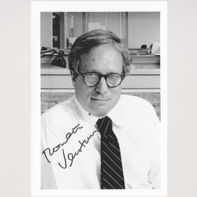 Portrait of Robert Venturi by Robert Venturi, 1980s