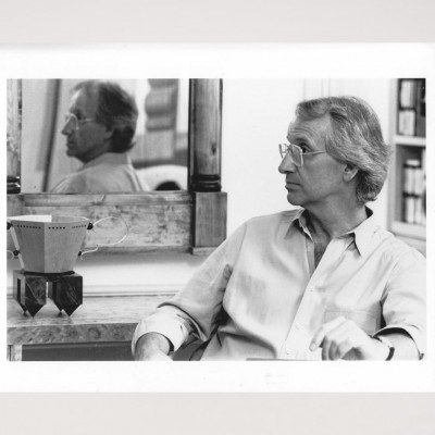 Portrait of Michael Graves by Michael Graves, 1980s