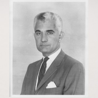 Portrait of Jens Risom by Jens Risom, 1960s