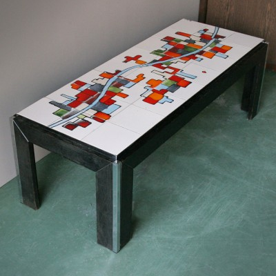 Adri Belgique coffee table, 1960s