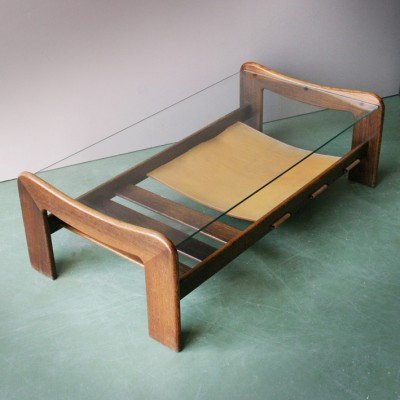 Percival Lafer coffee table, 1970s