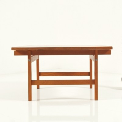 Side table from the sixties by Hans Wegner for Andreas Tuck
