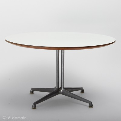 La Fonda base coffee table by Charles & Ray Eames for Herman Miller, 1960s