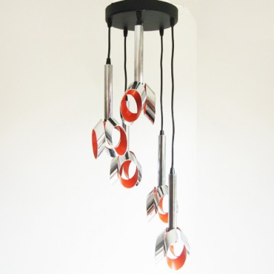 Hanging Lamp by Unknown Designer for Raak Amsterdam