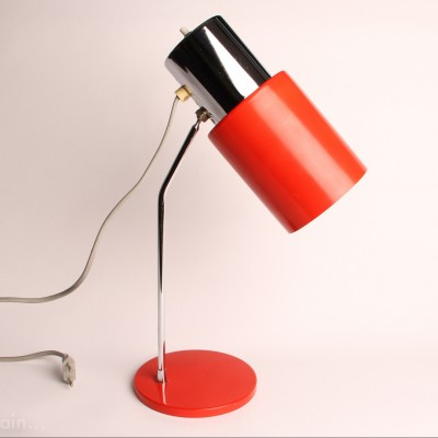 TYP 1636 desk lamp by Napako, 1970s