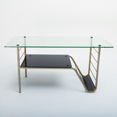 Coffee table by Pierre Guariche for Airborne, 1960s