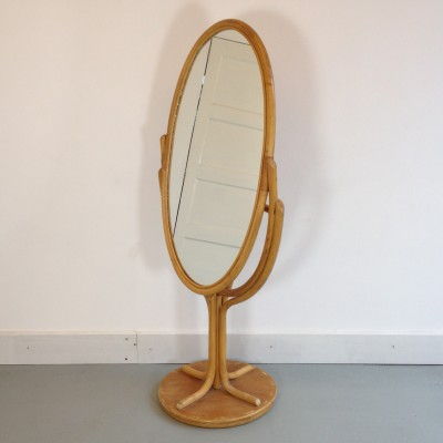 Mirror from the sixties by unknown designer for Rohé Noordwolde