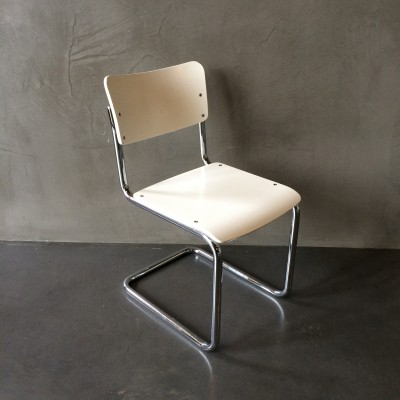 S 43 Children's chair by Mart Stam for Thonet, 1920s
