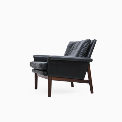 Jupiter Lounge Chair by Finn Juhl for France and Son