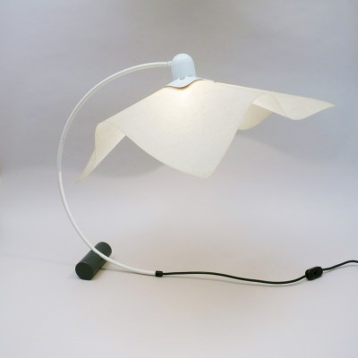 Area desk lamp from the seventies by Mario Bellini for Artemide