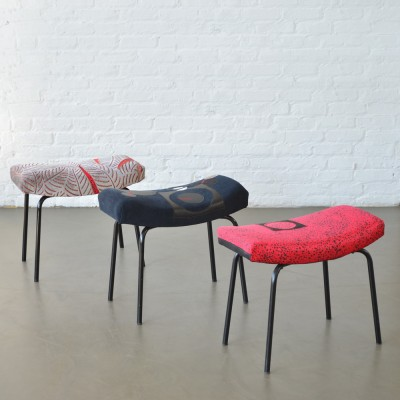 Stool from the fifties by Pierre Guariche for Meurop