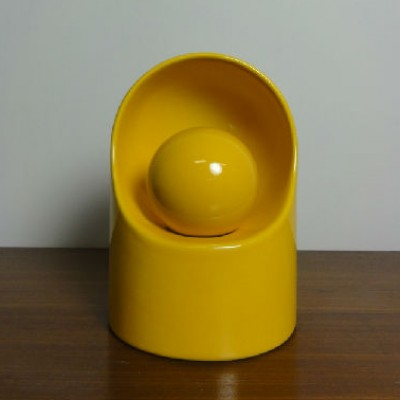 Desk lamp by Marcello Cuneo for Gabbianelli, 1960s