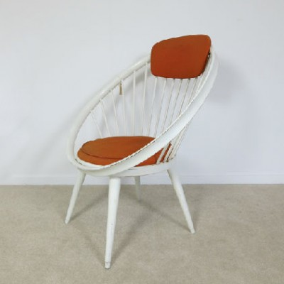 Lounge Chair by Yngve Ekström for Unknown Manufacturer