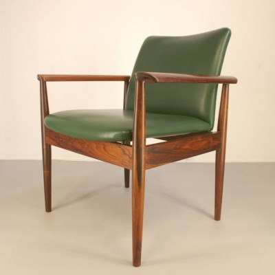 Diplomat Lounge Chair by Finn Juhl for Unknown Manufacturer