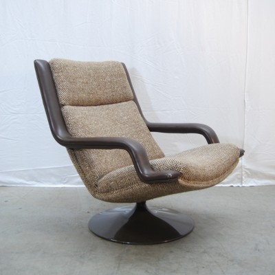 Type F140 Lounge Chair by Geoffrey Harcourt for Artifort