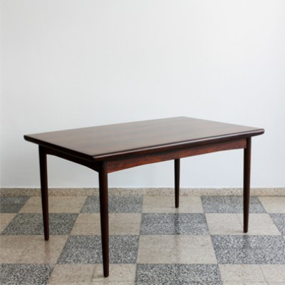Dining Table by Unknown Designer for Skovby Mobelfabrik